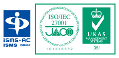 ISO27001認証取得(ISMS)