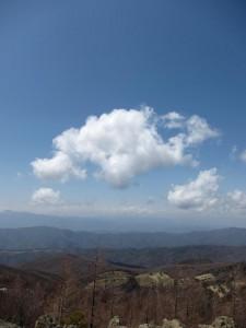 頂上の風景2