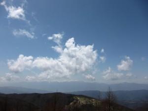 頂上の風景1