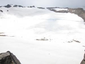 頂上から1 一の池