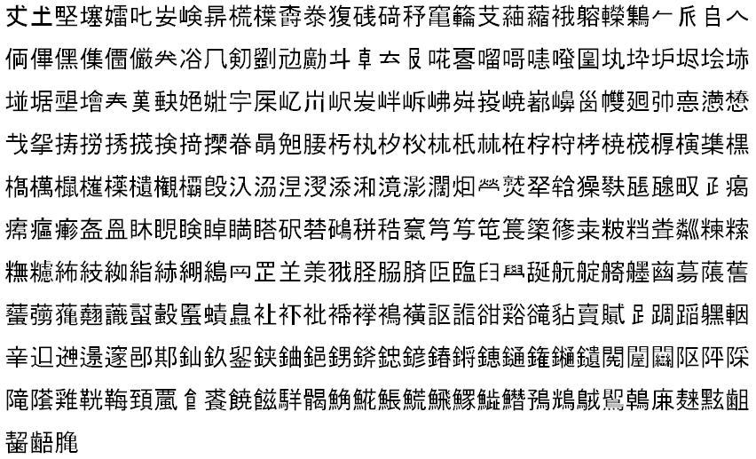 UTF-8-4byte
